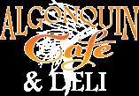Algonquin Cafe